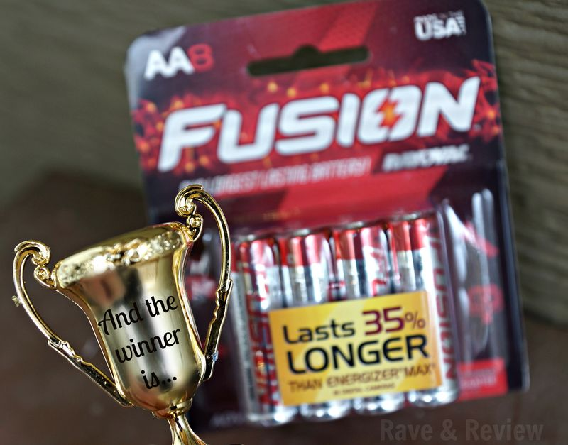 Fusion batteries