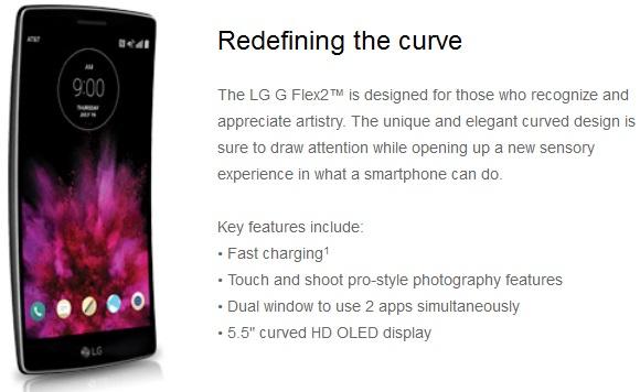 LG perfect curve