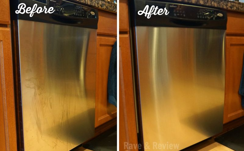 H2O clean dishwasher