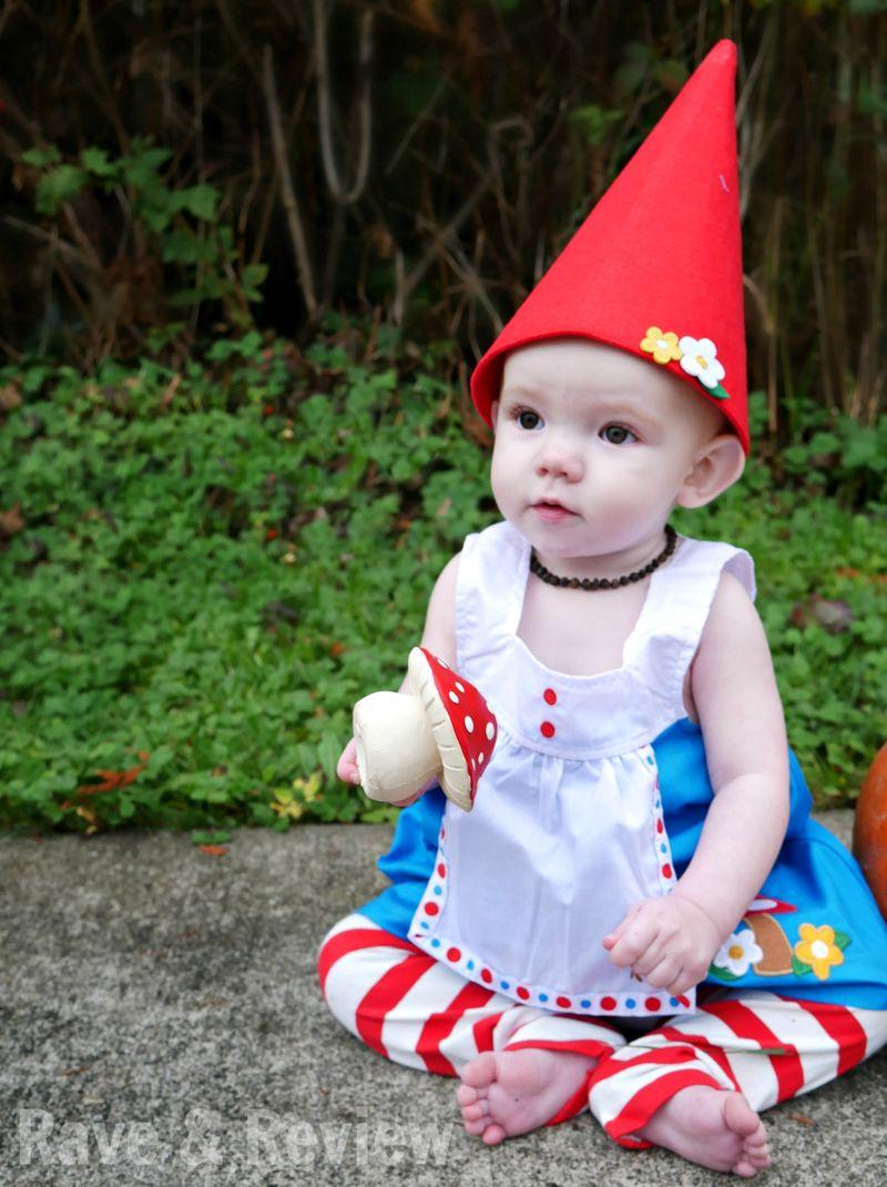 Halloweeen gnome baby