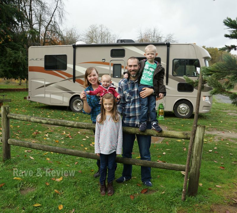Glamping Family