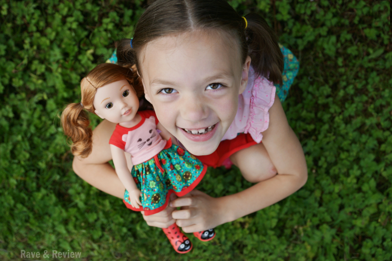 WellieWishers Willa doll