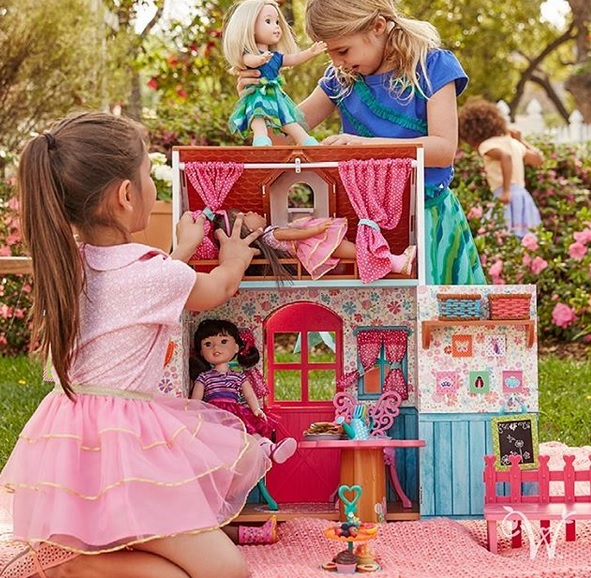 WellieWishers Playhouse
