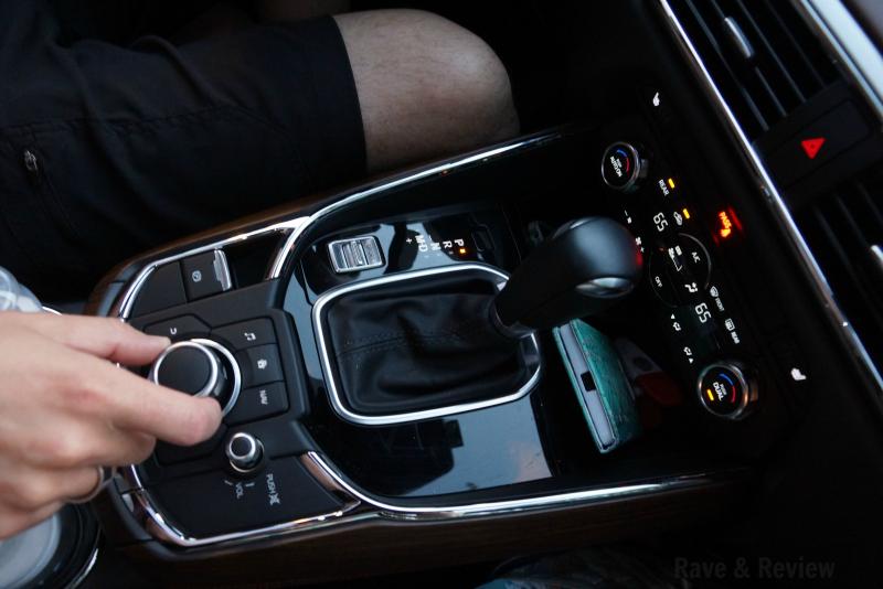 Mazda CX9 knob selector