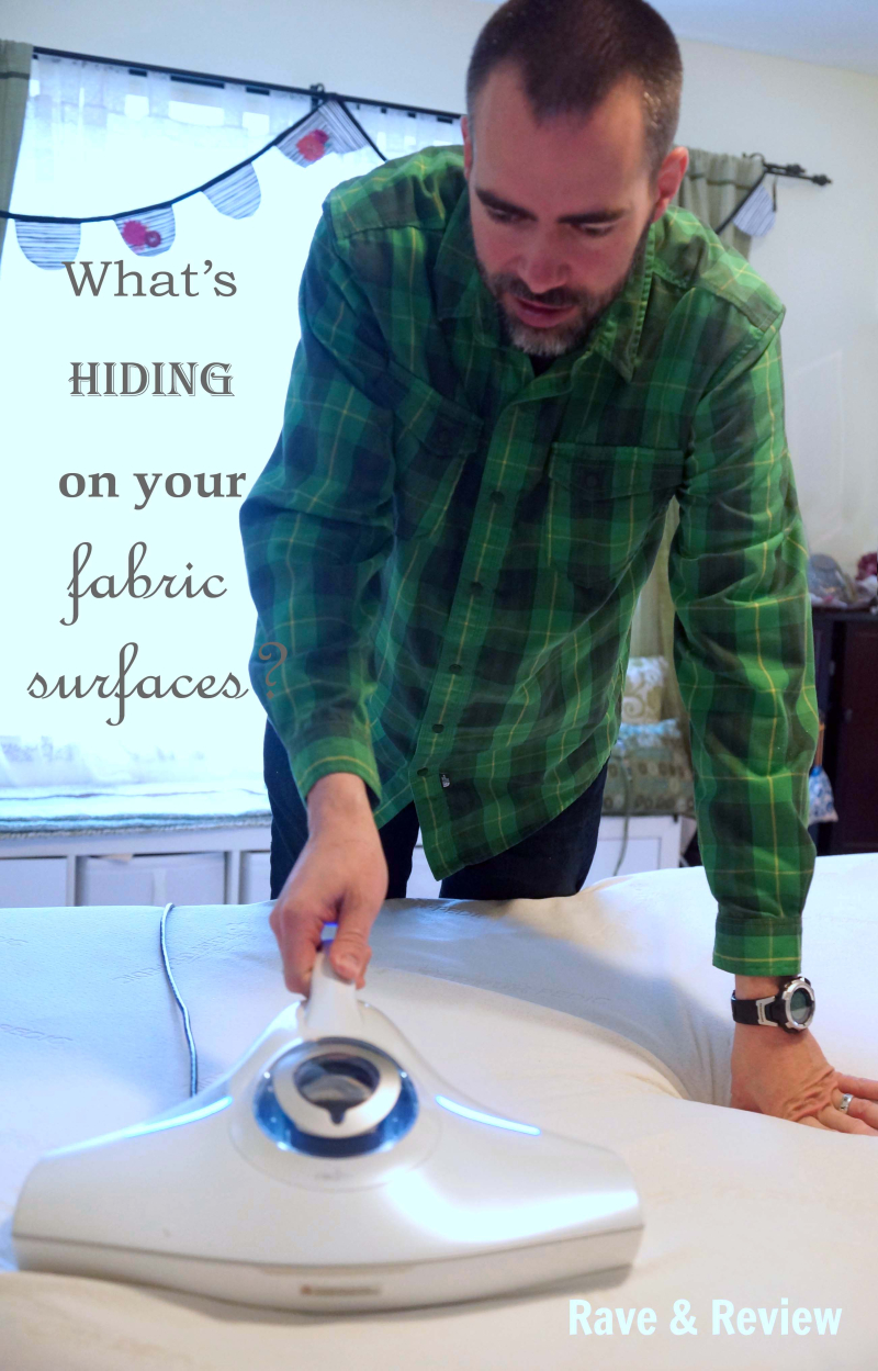 What's hiding on your fabric surfaces