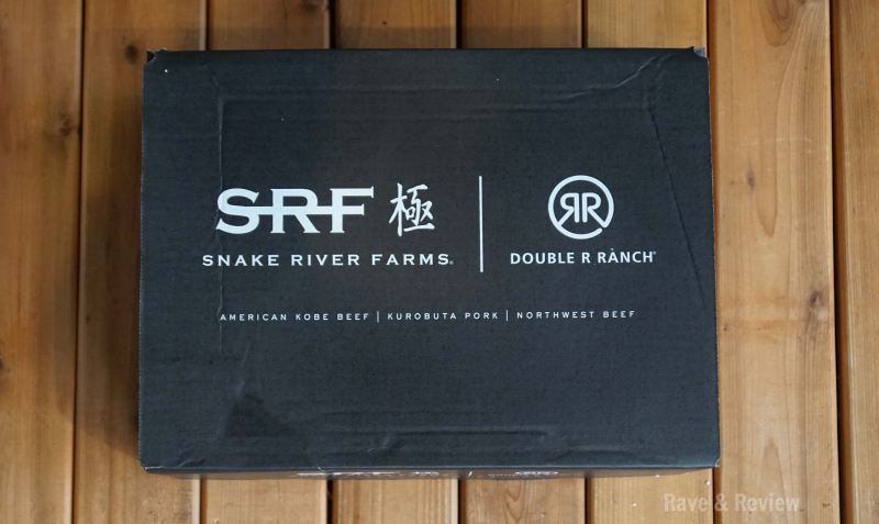 Snake River Farms box