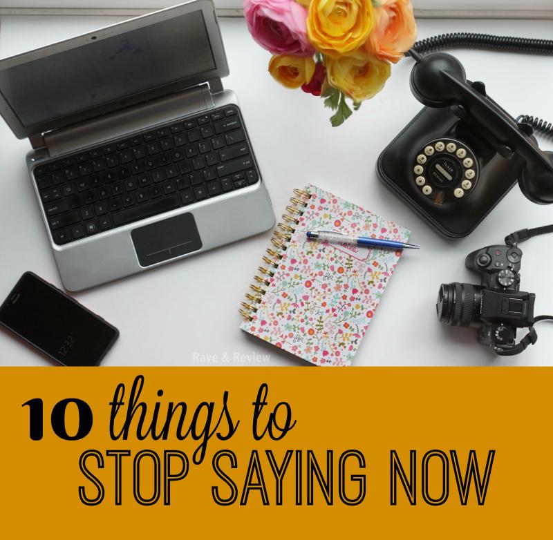 Desktops Aerial 10 things to stop saying