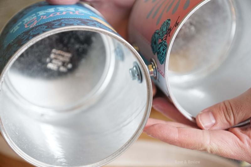 Tenney Grant drum inside