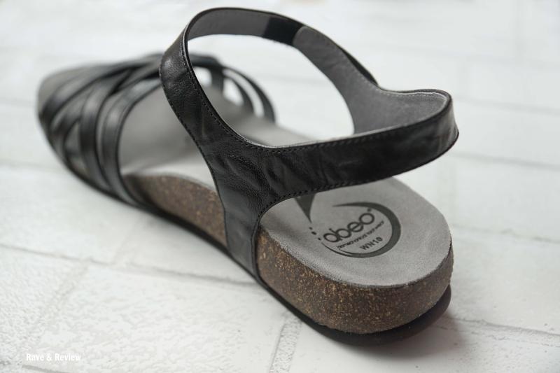 ABEO sandal back