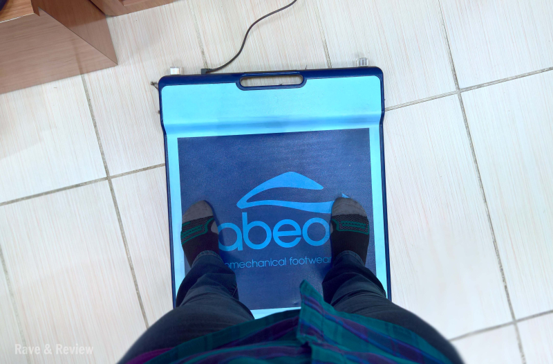 ABEO sensor