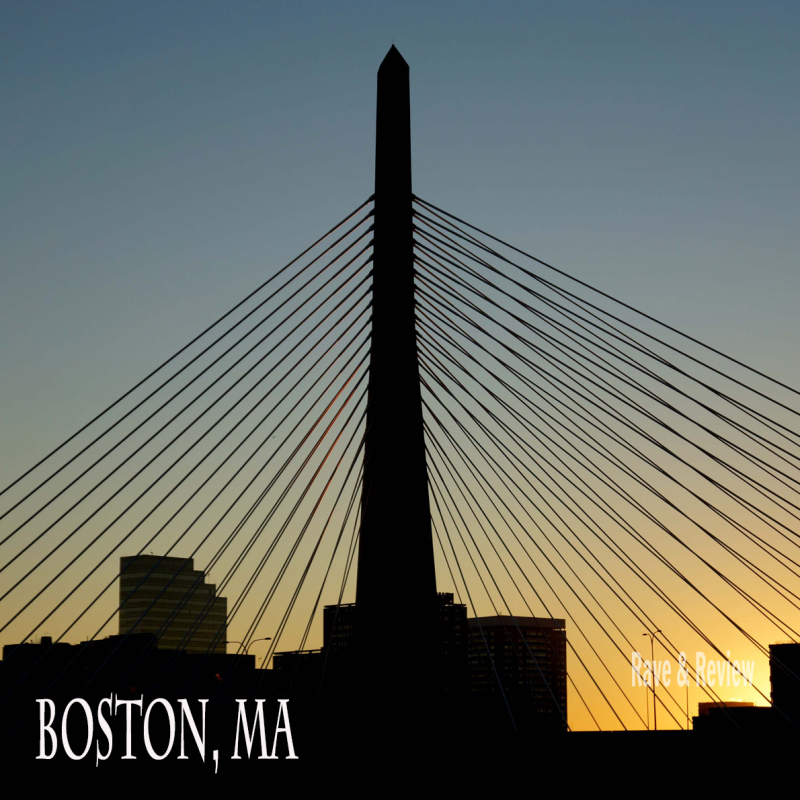 Boston bridge