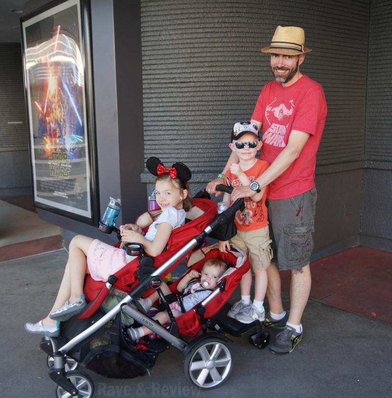 Disney Britax stroller