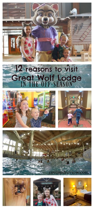 Great WOlf Lodge in the off season