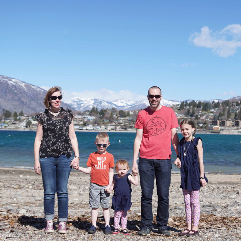Family in Chelan Wapato