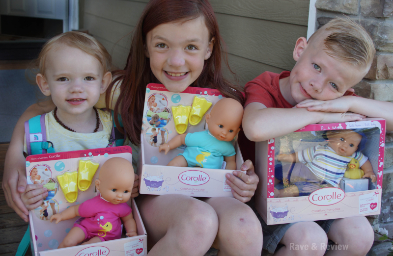 Corolle Dolls Bath Baby