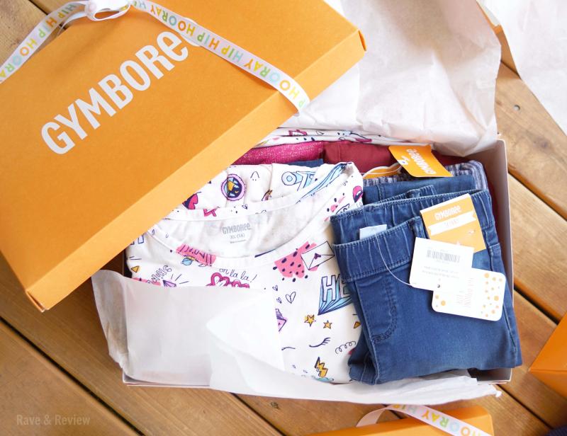 Gymboree present