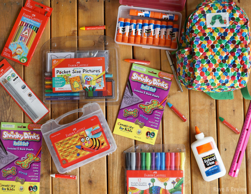 Faber Castell back to school