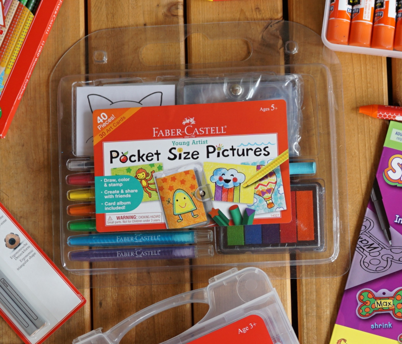 Pocket sized pictures