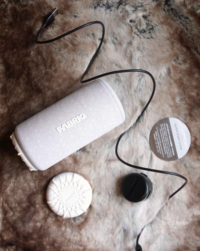 Fabriq speaker contents