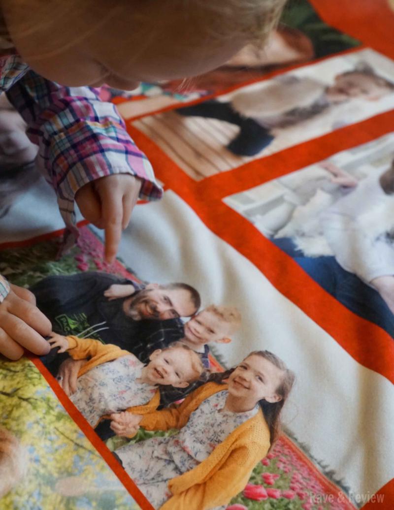 Collage blanket 3