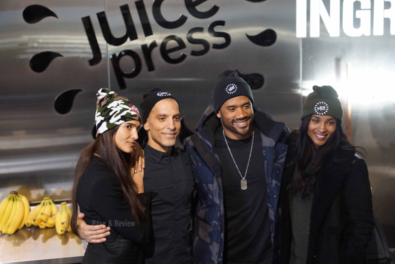Juice Press media day