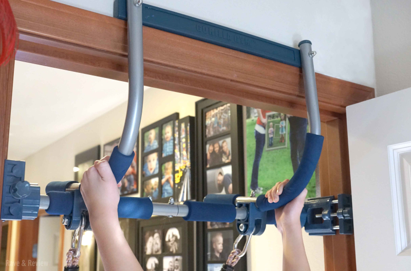 Gym 1 dooorway gym