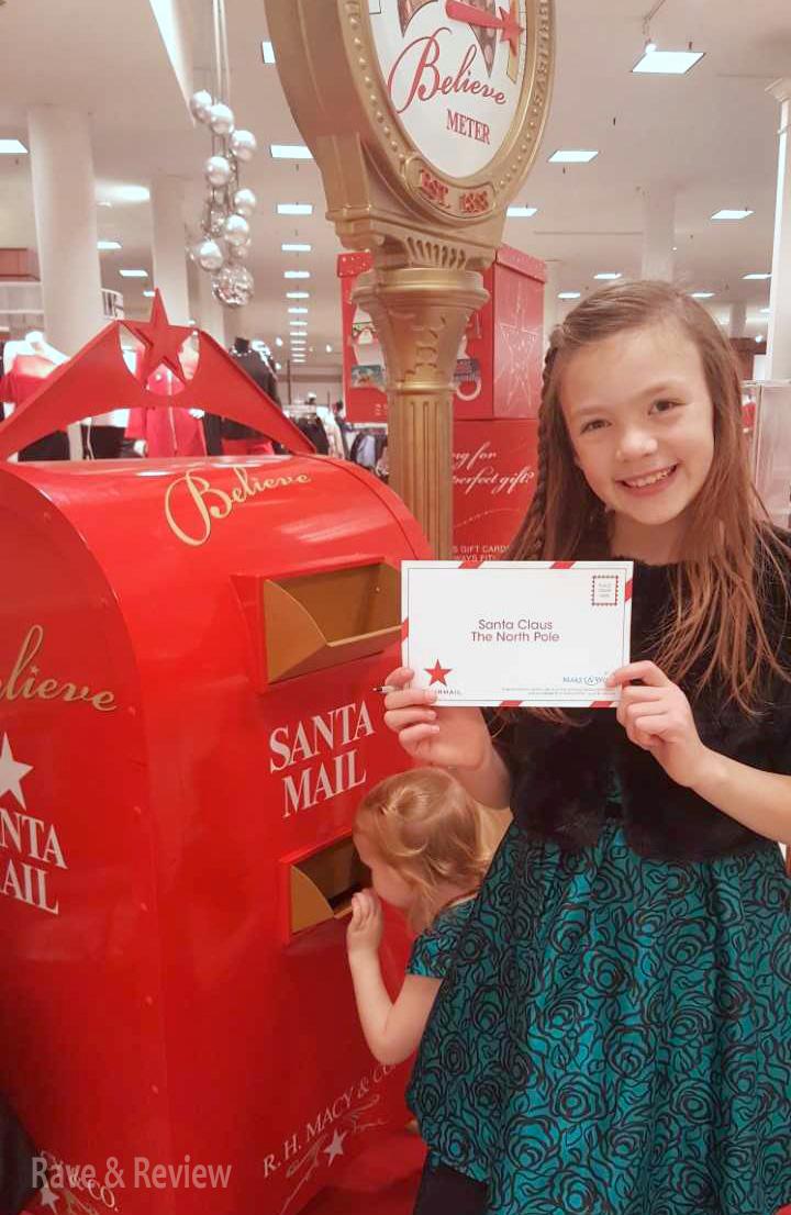 Northgate Santa mailbox