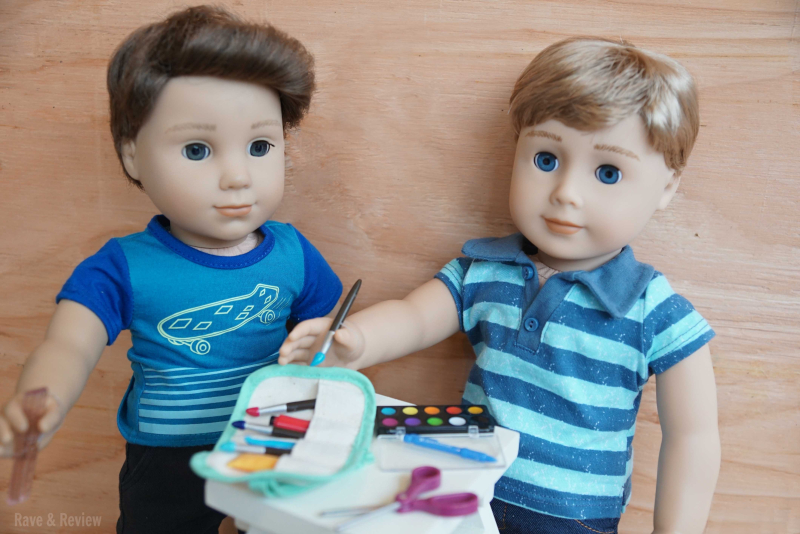 American Girl doll boys