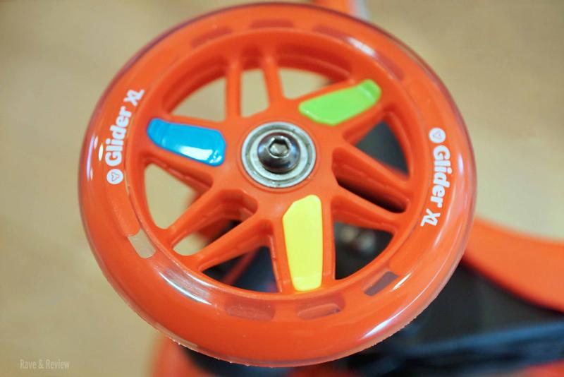 Glider XL wheels