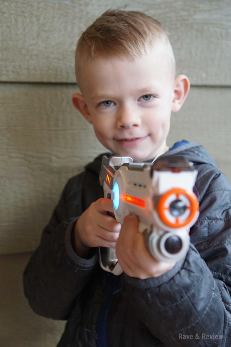Dynasty Toys Laser Tag gun