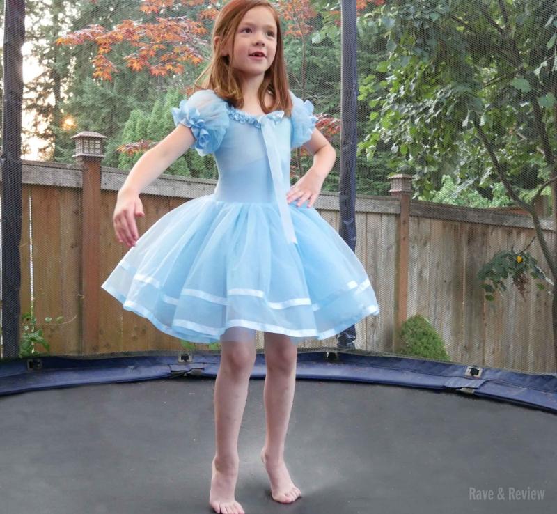 Trampoline dancing